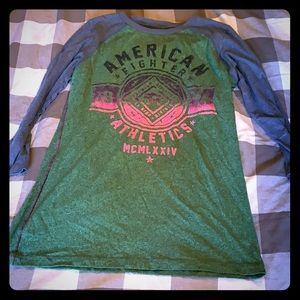 NWOT American Fighter long sleeve from the Buckle